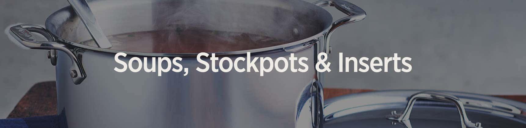 Soups & Stockpots