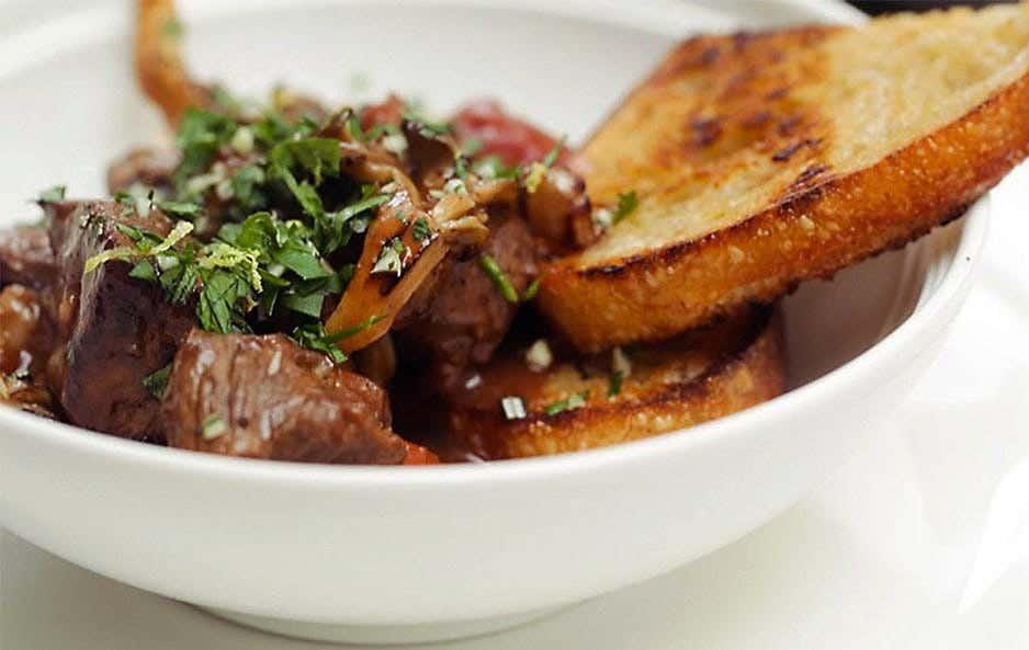 Chef Paul Kahan's Lamb Stew