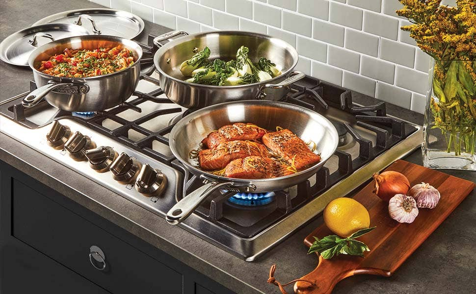 Cooking on Stainless Steel for Beginners